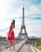 A-Line Off-the-Shoulder Knee-Length Tulle Homecoming Dress With Ruffle (022127933)