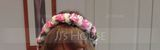 Net Yarn Flower Headband With Flower (198076183)