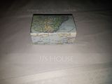 """Around the world"" Cuboid Favor Boxes With Ribbons (Set of 12) (050053229)"