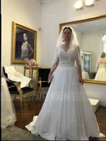 Two-tier Fingertip Bridal Veils With Pencil Edge (006036604)