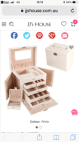 Bridesmaid Gifts - Wooden Jewelry Box (256170269)