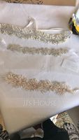 Amazing Rhinestone/Imitation Pearls Headbands (042088115)