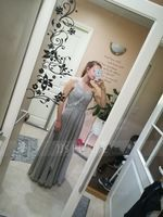 One-Shoulder Floor-Length Chiffon Prom Dresses With Ruffle Beading Sequins (272235386)