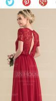 A-Line/Princess Sweetheart Floor-Length Chiffon Bridesmaid Dress (266183751)