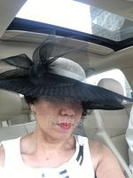 Ladies' Charming Cambric Bowler/Cloche Hats/Kentucky Derby Hats/Tea Party Hats (196075564)