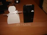 Bride & Groom Favor Boxes With Ribbons (Set of 6 Pairs) (050006374)