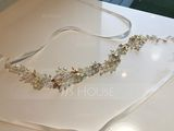 Eye-catching Rhinestone/Alloy/Freshwater Pearl Headbands (042076350)