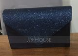 Unique Patent Leather Clutches (012154761)