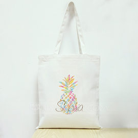 Bridesmaid Gifts - Personalized Beautiful Cotton Tote Bag (256176356)