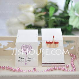 Personalized Heart design Hard Card Paper (Set of 50) (118031618)