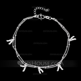 Exquisite Alloy Ladies' Bracelets