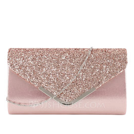 Delicate Polyester Clutches (012199337)