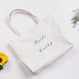Bride Gifts - Personalized Attractive Special Canvas Tote Bag (255199976)