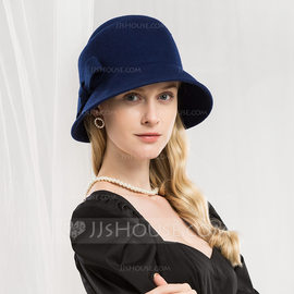 Ladies ' Smukke/Efterspurgte/Elegant/Nice Uld Diskette Hat/Tea Party Hats