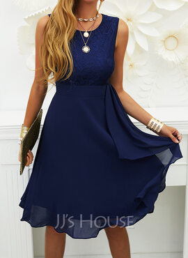 A-Line Homecoming Dress (022209543)