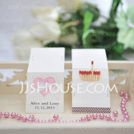 """Personalized """"Marry Me"""" Hard Card Paper (Set of 50) (118031600)"""