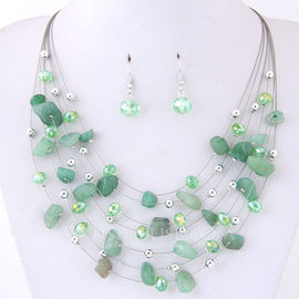 Fashionable Alloy Shell Women's Jewelry Sets (Set of 2)