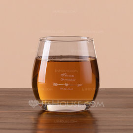 Groomsmen Gifts - Personalized Classic Glass Whisky Glass (258184542)