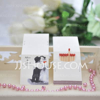 "Personalized ""Sweet Love"" Hard Card Paper (Set of 50)"