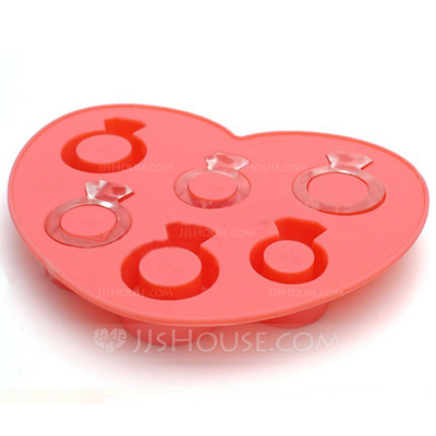 Lovely Ring Silicone Ice Mould