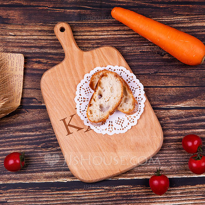 Vintage Elegant High Quality Personalized Wooden Cutting Board
