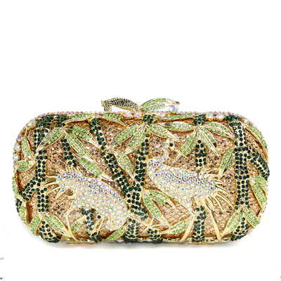 Lovely Sparkling Glitter Clutches/Luxury Clutches