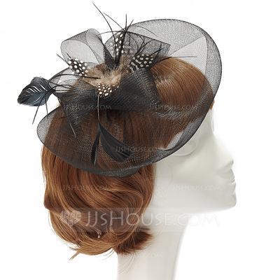 Gorgeous Feather Fascinators