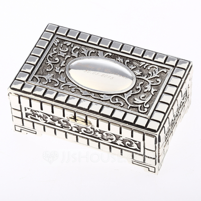 Personalized Zinc Alloy Jewelry Holders