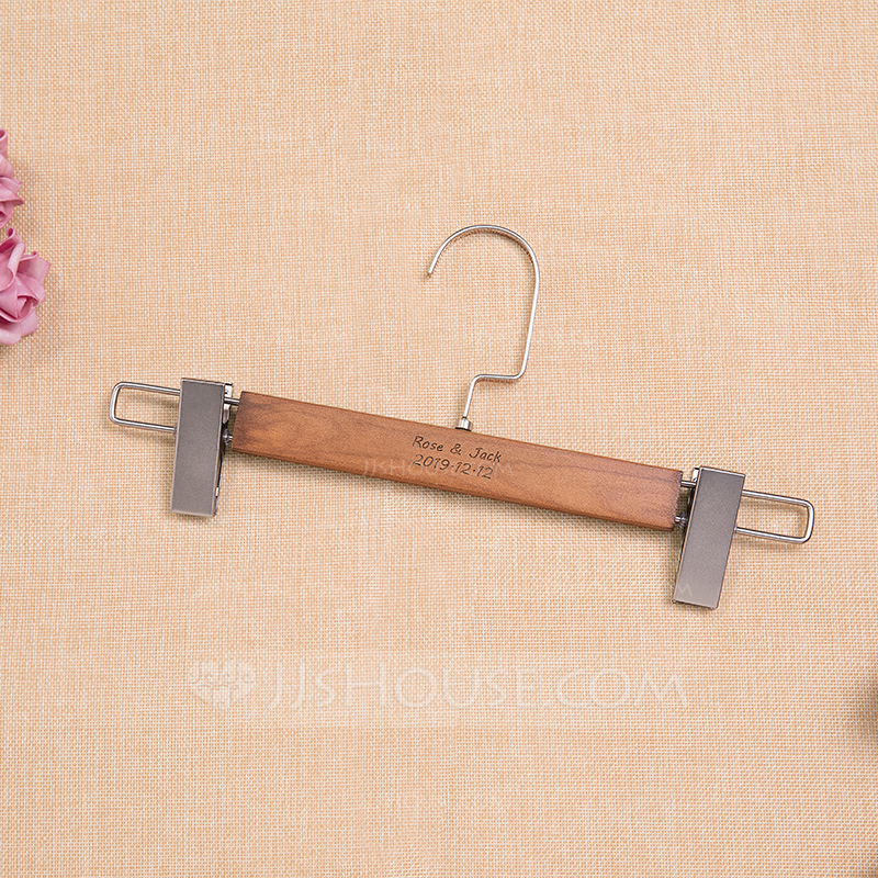 Bride Gifts - Personalized Attractive Special Wooden Hanger