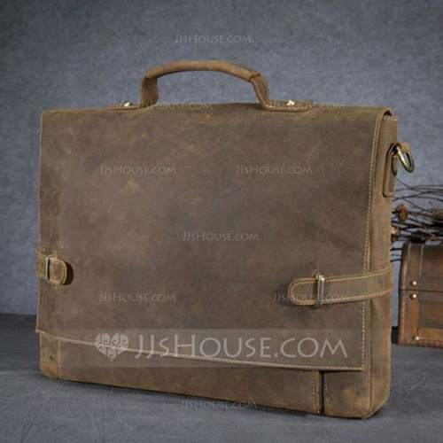 8d37dfd8872296 Groom Gifts - Vintage Leather Briefcase (257177790) - Groom Gifts ...