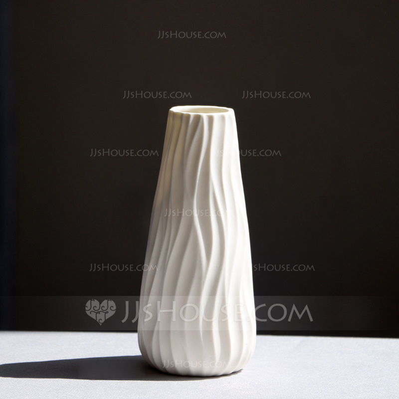 Ceramic Decorative Vase Simple Modern Lovely Home Accents. Loading Zoom