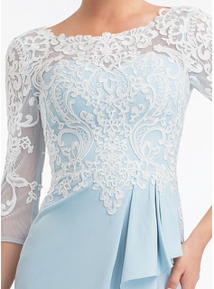 cheap mermaid lace prom dress