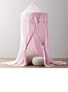 Elegant Solid Color Chiffon Mosquito Net