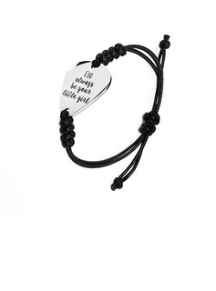 Personalized Stainless Steel Bracelets/Guitar Pick
