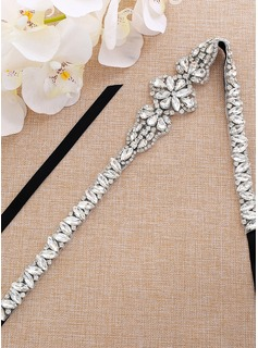 rhinestone dress belt