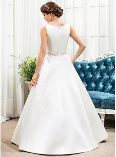 drop sleeve wedding dress