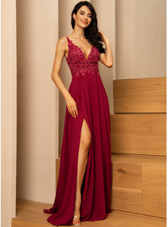 red exclusive prom dresses