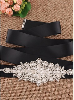 flower wedding dress belt