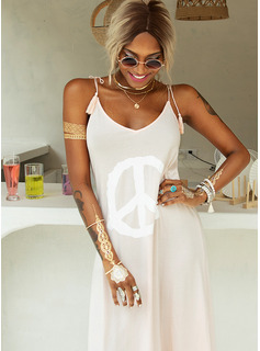 all white beach party dresses