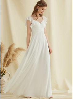 long white dress formal