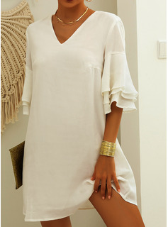 white cut out evening dress