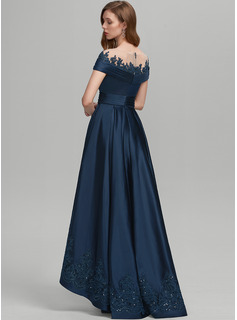 blue evening dresses cheap