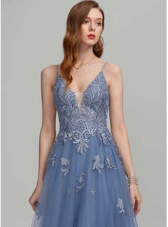 blue dress with gold sequins