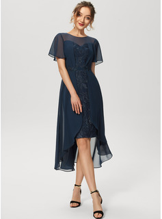 empire waist dress with sleeves
