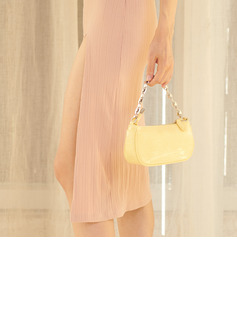 champagne color evening gown