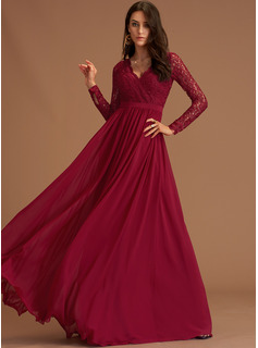 floor length formal dresses cheap