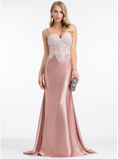 inexpensive formal dresses red