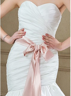 Simple Charmeuse Sash