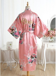 bridesmaids floral robes cheap