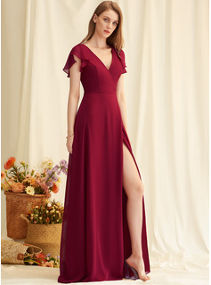 red long prom dresses modest